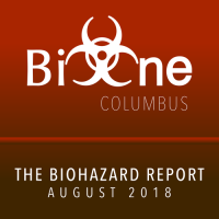 The Biohazard Report August 2018